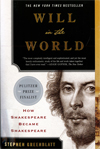 Book Cover: Will in the World by Stephen Greenblatt
