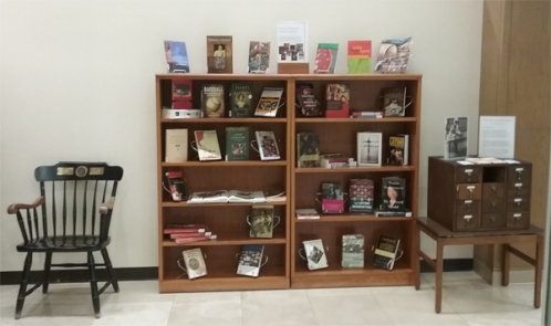 Book Display for National Hispanic Heritage Month